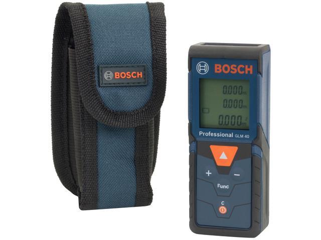 Imagem de Trena a Laser Bosch 40m GLM 40 Professional