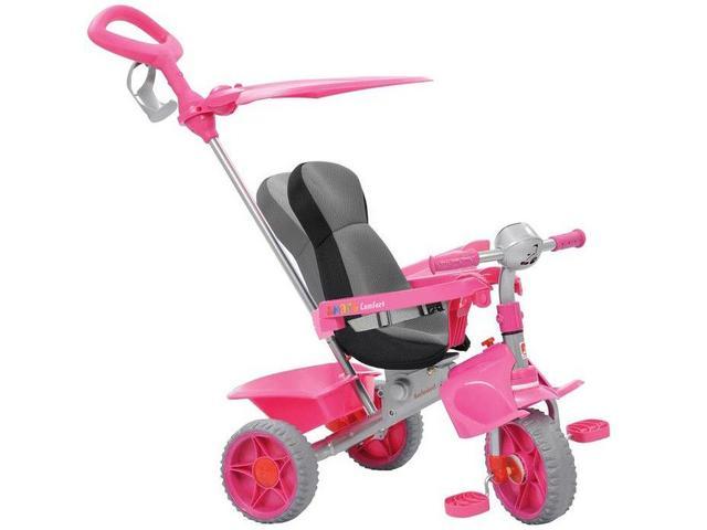 Imagem de Triciclo Infantil Bandeirante Smart Comfort