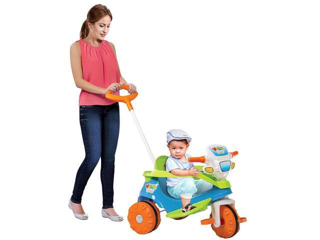 Imagem de Triciclo Infantil Bandeirante