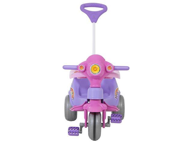 Imagem de Triciclo Infantil Calesita com Empurrador Velocita