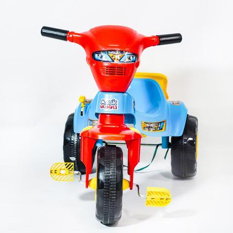 Imagem de Triciclo Infantil Grande Motoca Cargo - Magic Toys