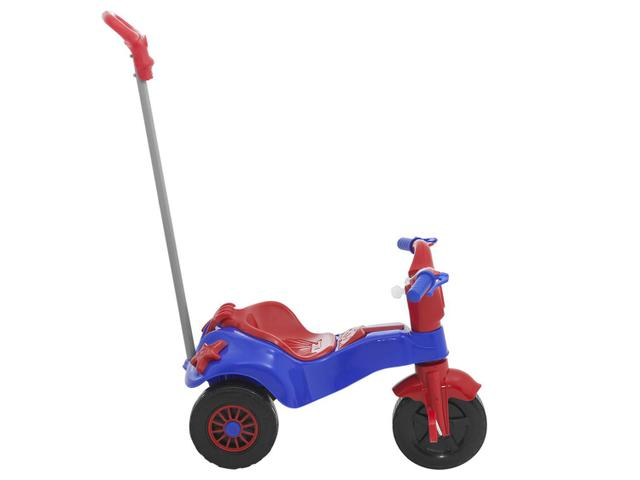 Imagem de Triciclo Infantil Home Play com Empurrador