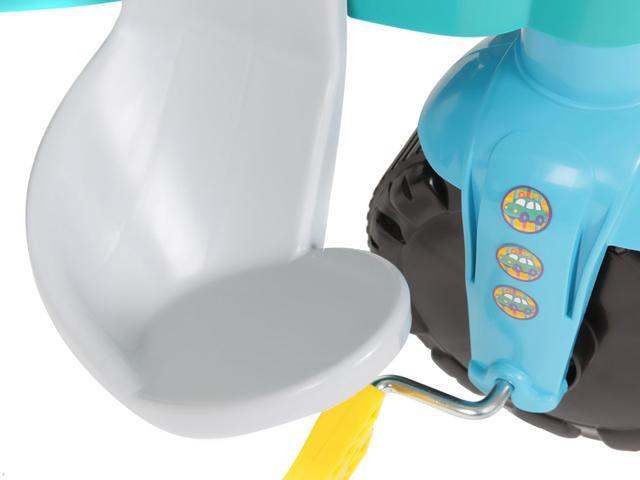 Imagem de Triciclo Infantil Magic Toys Cebolinha
