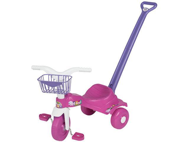 Imagem de Triciclo Infantil Magic Toys Tico Tico Fani