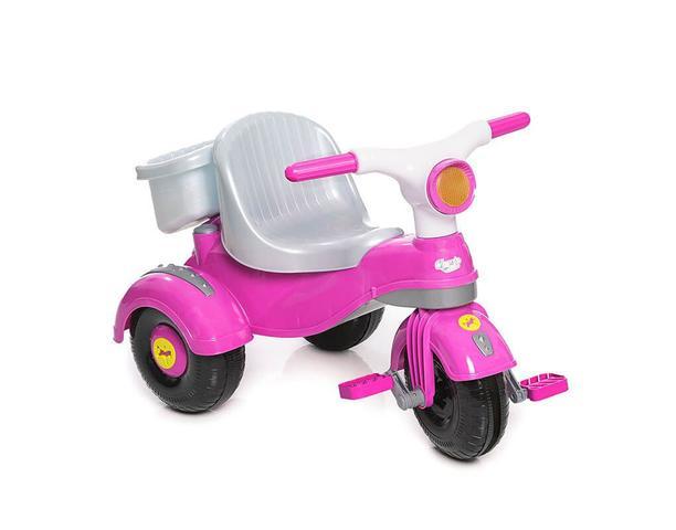 Imagem de Triciclo Infantil Velocita Classic Rosa