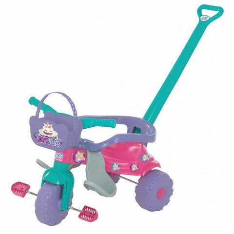 Imagem de Triciclo Motoca Pic Nic infantil Tico-Tico Mágic Toys