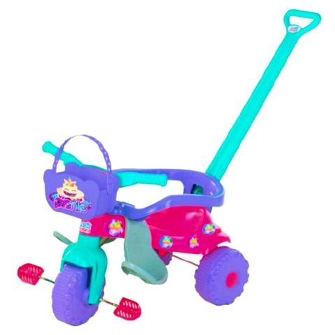 Imagem de Triciclo  Pic Nic Infantil Tico Tico Motoca - Magic toys 2565