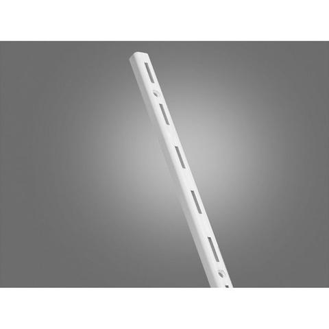 Imagem de Trilho aço versátil 100 cm branco Parede Cód. 7458 **