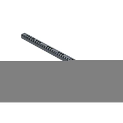 Imagem de Trilho Versátil em Aço 150cm Preto