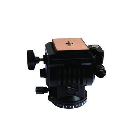 Imagem de Tripe Profissional Cabeça Hidraulica 180cm TEEM 6880