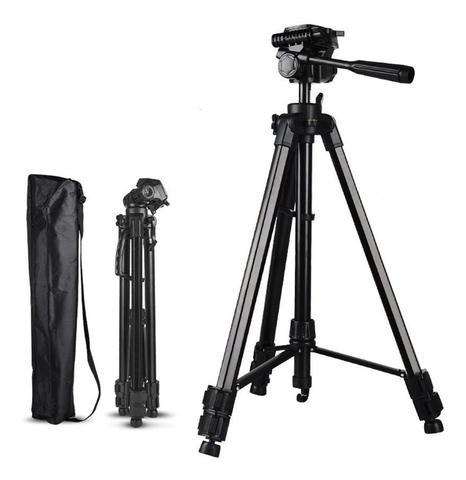 Imagem de Tripé Universal Fotográfico Profissional Nikon Canon 1,80 Mt