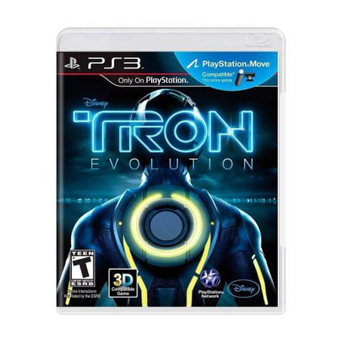 Jogo Tron Evolution - Playstation 3 - Disney Interactive