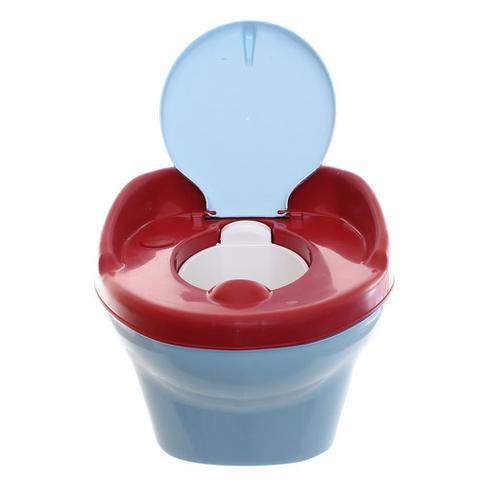 Imagem de Troninho Disney CARROS Infantil Pinico Para Bebe 2 Em 1- Styll Baby