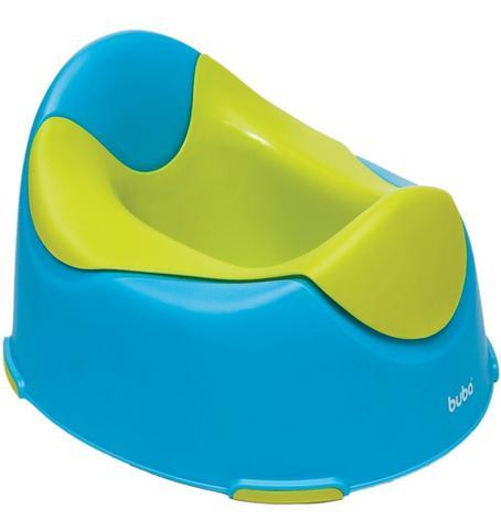 Imagem de Troninho Infantil Pinico Azul E Verde Menino Assento Bebe