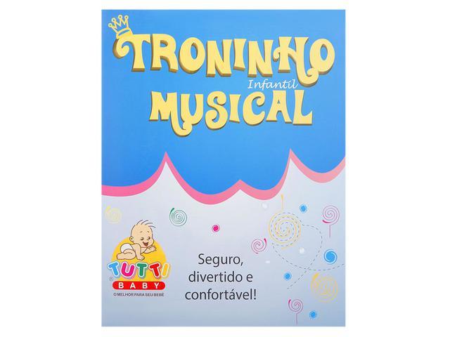 Imagem de Troninho Musical Vermana