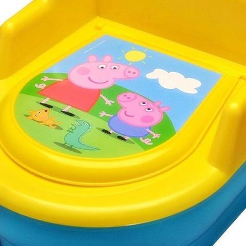 Imagem de Troninho Penico Infantil Bebê Pipinela Peppa Pig