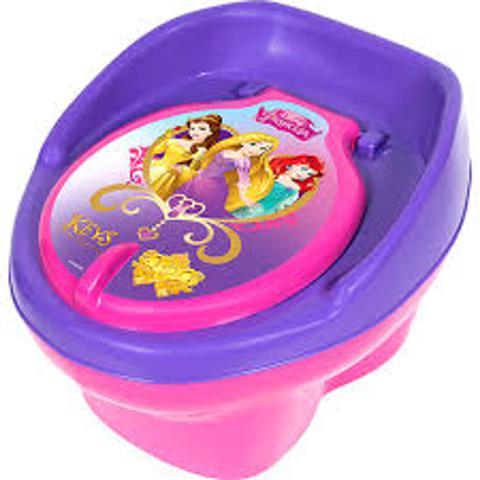 Imagem de Troninho penico infantil Princesas - Styll Baby