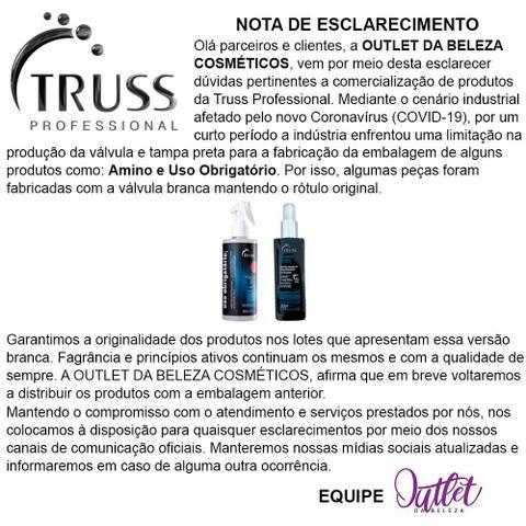 Imagem de Truss Night Spa E Uso Obrigatório Reconstrutor+ Brinde