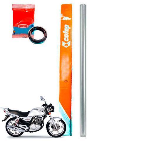 Imagem de Tubo Cilindro Interno Bengala Suzuki GSR 125 i Cofap + Retentor