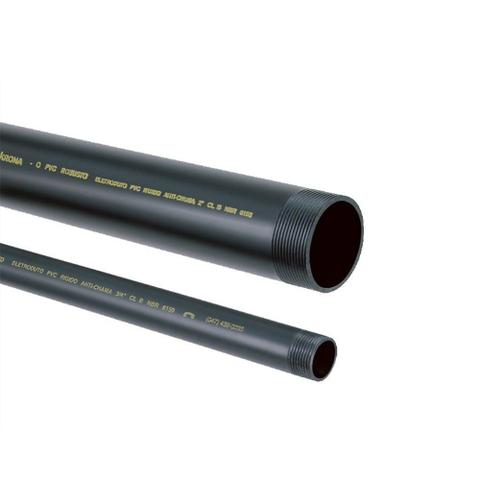 Imagem de Tubo Pvc Eletroduto Roscavel Krona 1 Polegada 3M