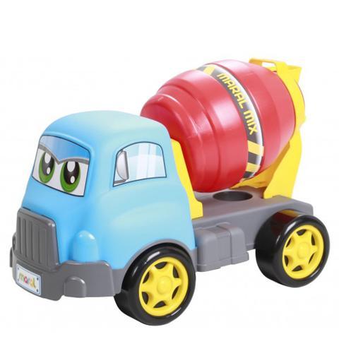 Imagem de Turbo Truck - Betoneira - Solapa - Maral