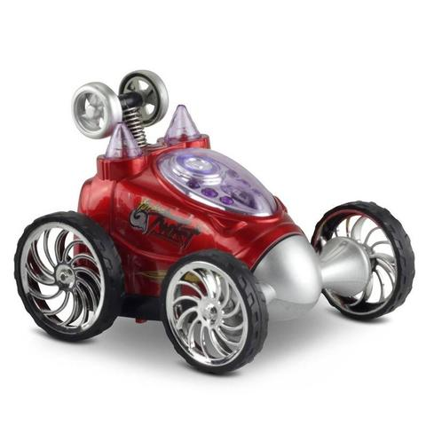 Imagem de Turbo Twist Vermelho Carro Controle Remoto - DTC 2887