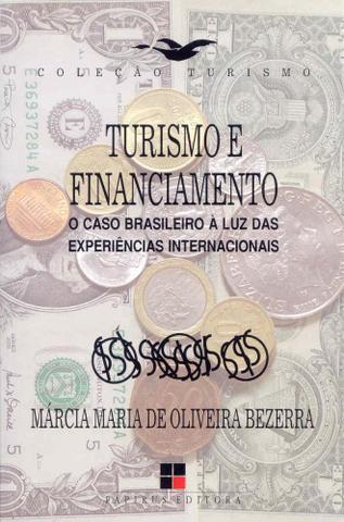 Imagem de Turismo e financiamento - o caso brasileiro a luz da... - Papirus editora