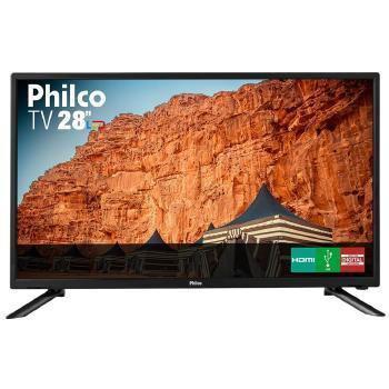Imagem de Tv 28p philco led smart android hd hdmi usb - 099283014