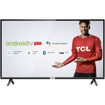 Imagem de Tv 32p tcl led smart wifi hd controle de voz - 32s6500