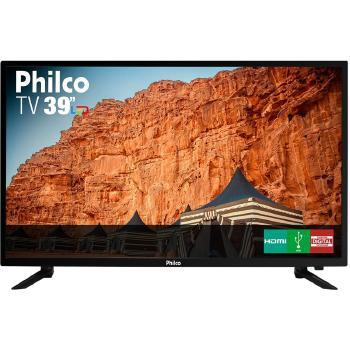 Imagem de Tv 39p philco led hd usb hdmi - ptv39n87d