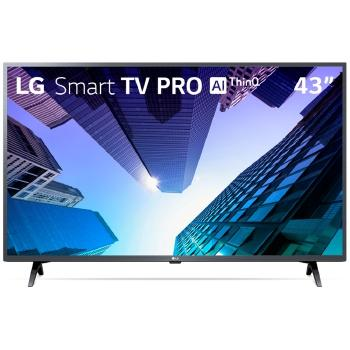 Imagem de Tv 43p lg led smart wifi hd usb hdmi  mh  - 43lm631c0sb.bwz