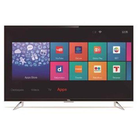 Imagem de Tv 43p tcl led smart full hd hdmi usb - tv l43s4900 tcl