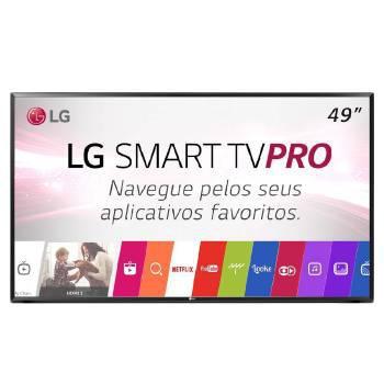 Imagem de Tv 49 polegadas lg led smart wifi full hd usb - 49lj551c.bwz