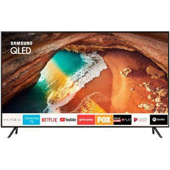 "Tv 55"" Qled Samsung 4k - Ultra Hd Smart - Qn55q60r"