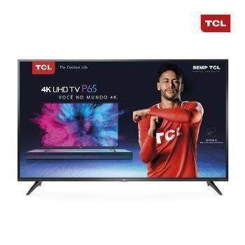 Imagem de TV 65P TCL LED SMART 4K Wifi USB HDMI - 65P65US
