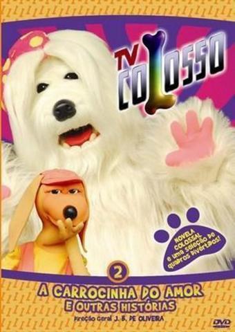 Imagem de Tv Colosso Vol. 2 - A Carrocinha do Amor e Outras Histórias - DVD - Som livre