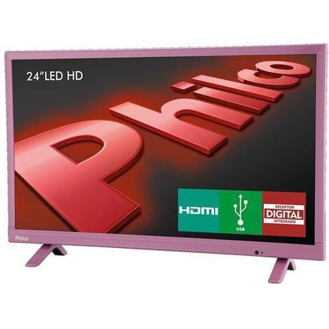 Imagem de TV LED 24