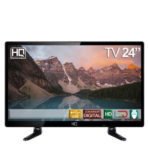 """Tv 24"""" Led Hq Hd - Hqtv24"""