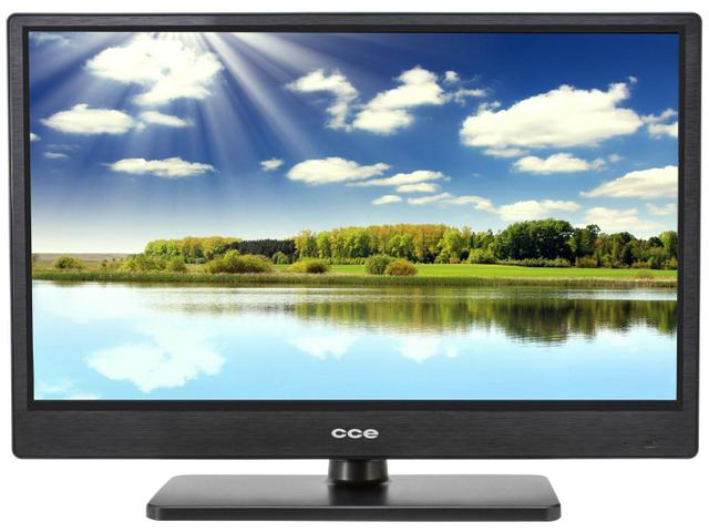 "Imagem de TV LED 28"" CCE LT28G"