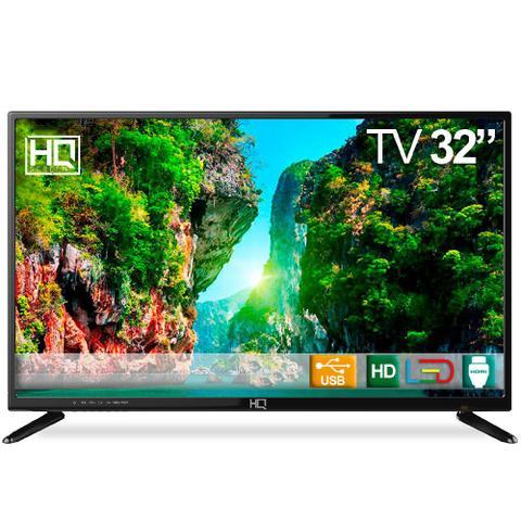 """Tv 32"""" Led Hq Hd - Hqtv32"""