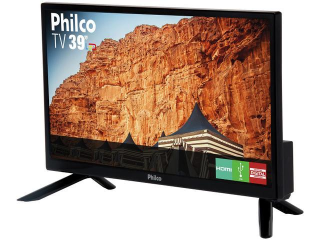 """Imagem de TV LED 39"""" Philco PTV39F61D"""