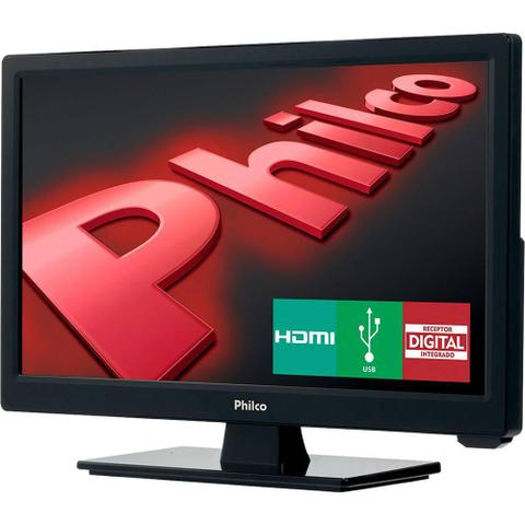 Imagem de TV LED Philco 16