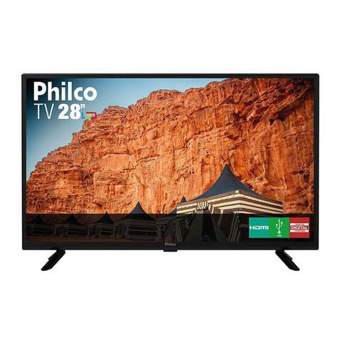 Imagem de TV LED Philco 28