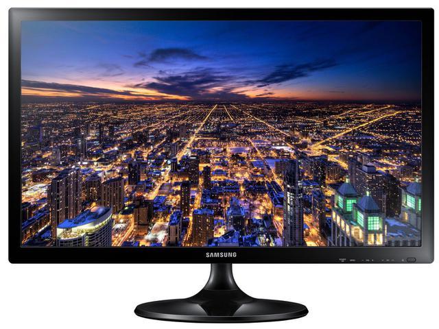"""Imagem de TV Monitor LED 27"""" Samsung T27C310 Full HD 1080p"""