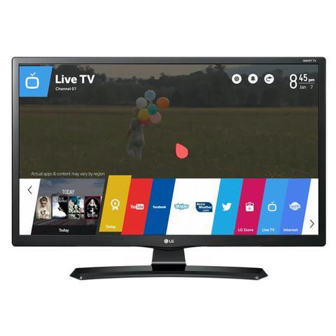Imagem de Tv Monitor Lg 28P Smart Wifi Led Hd Hdmi Usb - 28Mt49S-Ps