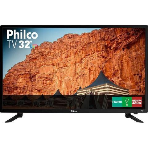 Imagem de TV Philco 32 Polegadas Led HD PTV32C30D Preta Bivolt