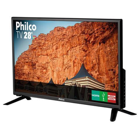 """Imagem de TV Philco Led 28"""" PH28D27D"""
