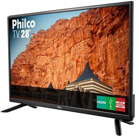 Imagem de TV Philco Led 28