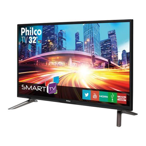 "Imagem de TV Philco Led 32"" PH32C10DSGW Smart"