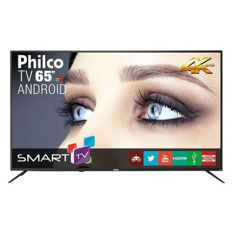 """Imagem de TV Philco Led 4K 65"""" PTV65A11DSGWA"""